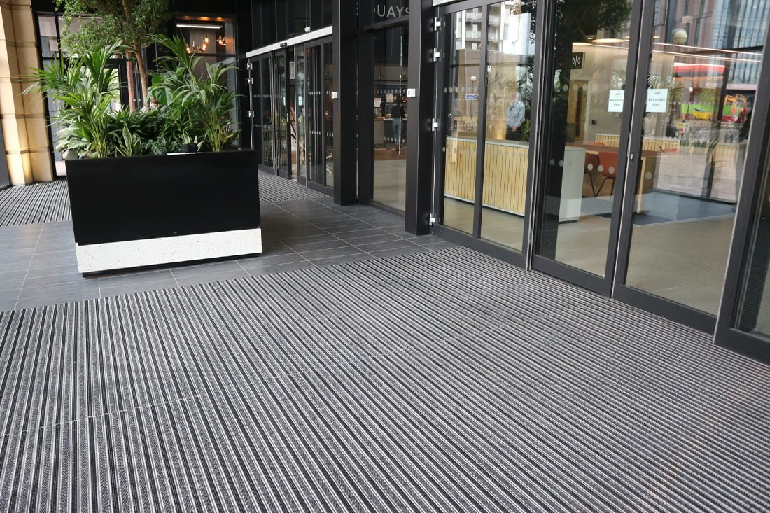 The Anchorage Entrance Matting