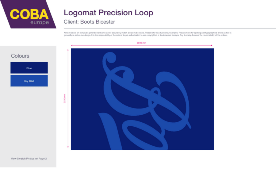 Logomat Proof