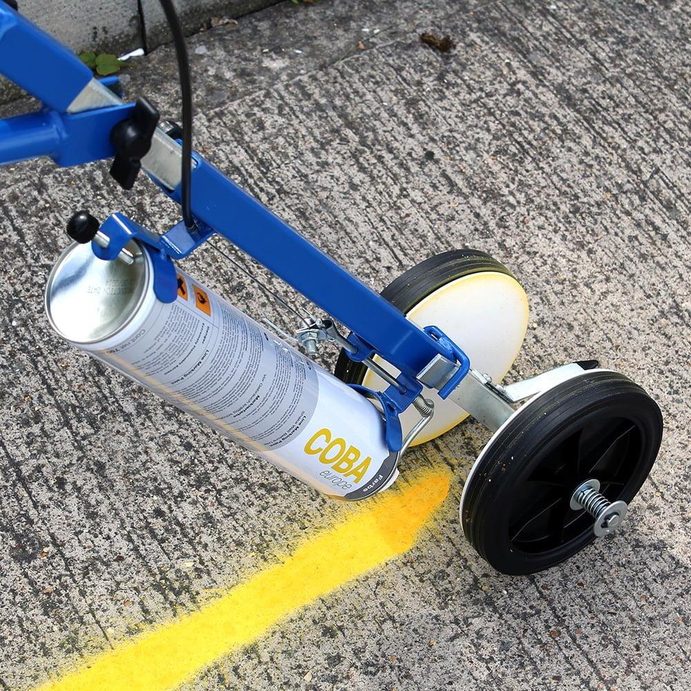 4 Wheeled Paint Applicator Floor Level Accessories