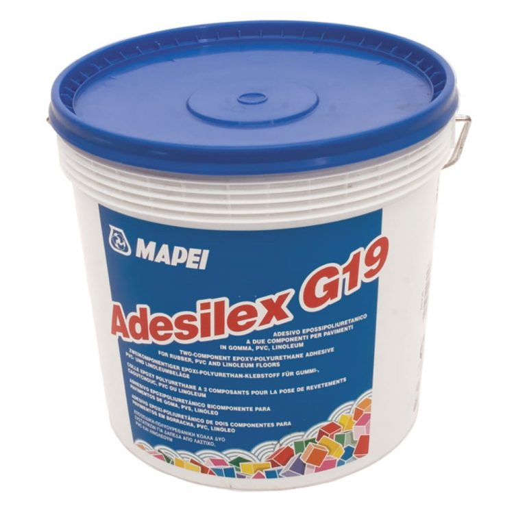 Adesilex G19 Floor Coverings