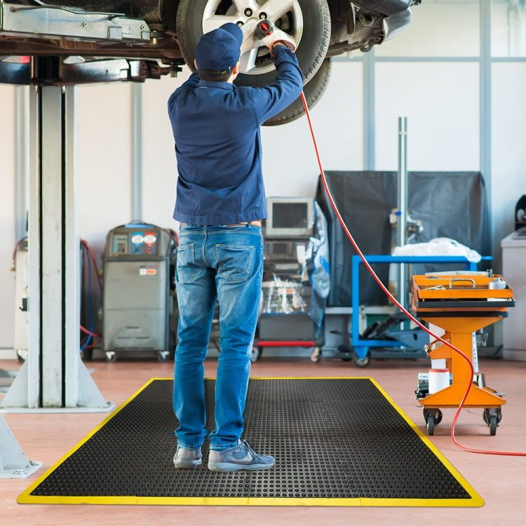 Bubblemat Connect Workplace Matting Safety