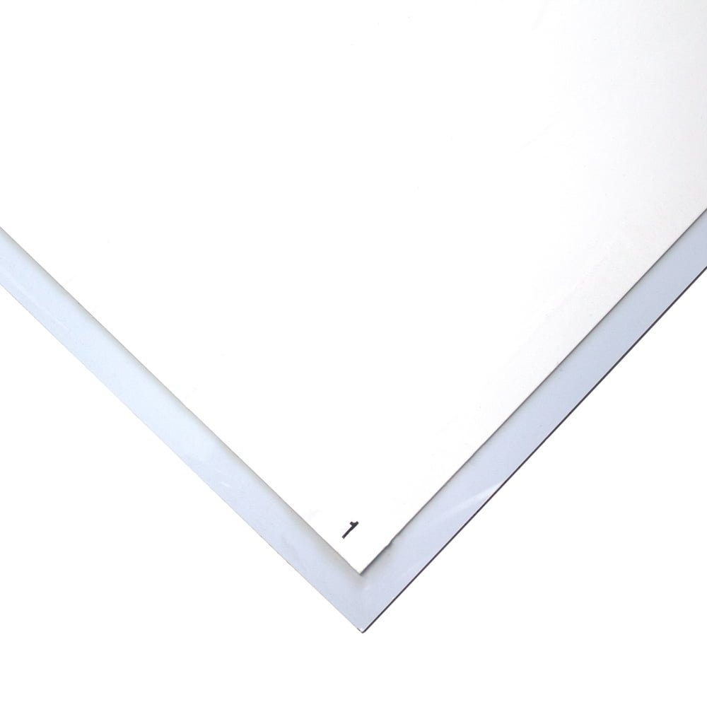 Clean Step Entrance Mat Style White