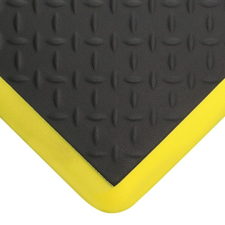 Coba Elite Diamond Workplace Matting Corner