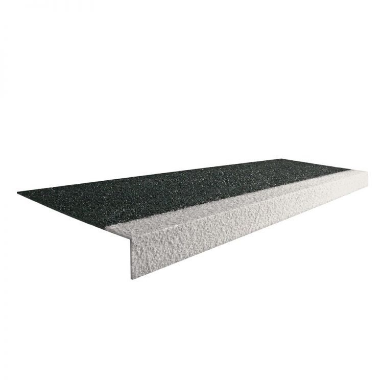 Cobagrip Stair Tread Floor Level Accessories Style Black White