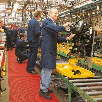 Cobamat Heavy Workplace Matting
