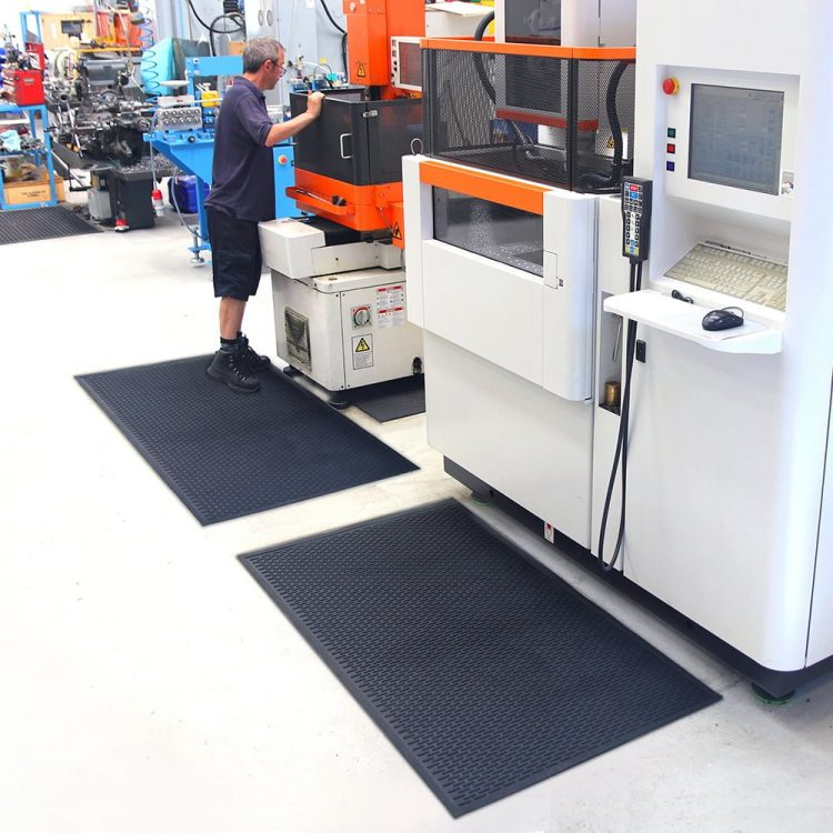 Cobascrape Workplace Matting