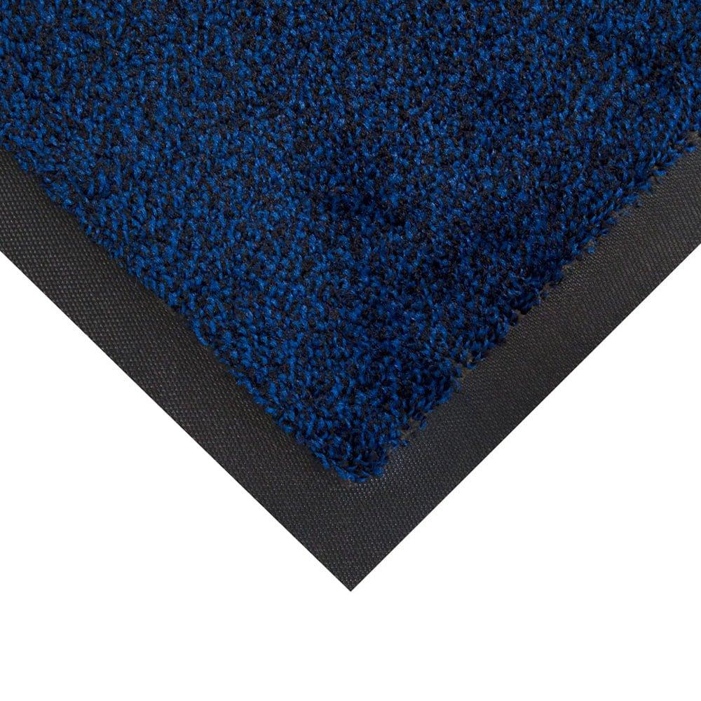 Cobawash Entrance Mat Style Black Blue