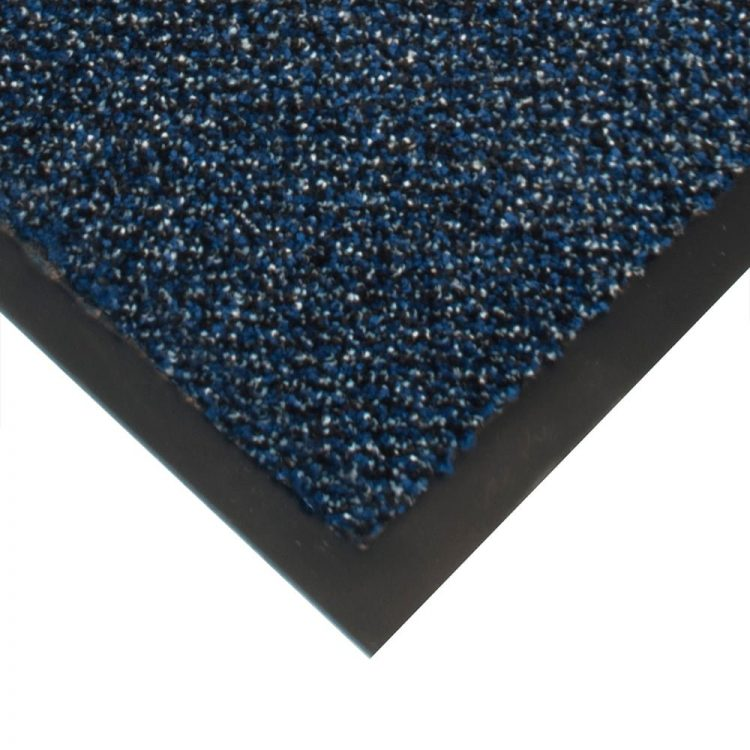 Cosmo Entrance Mat Blue