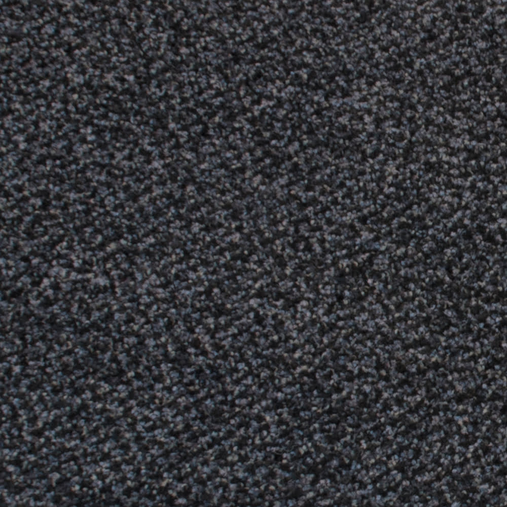 Cosmo Entrance Mat Style Grey Black