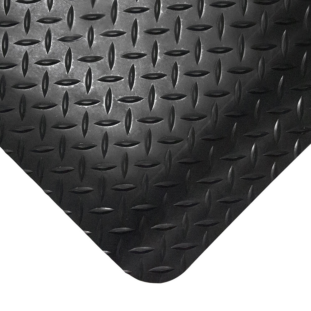 Deckplate Workplace Matting Black