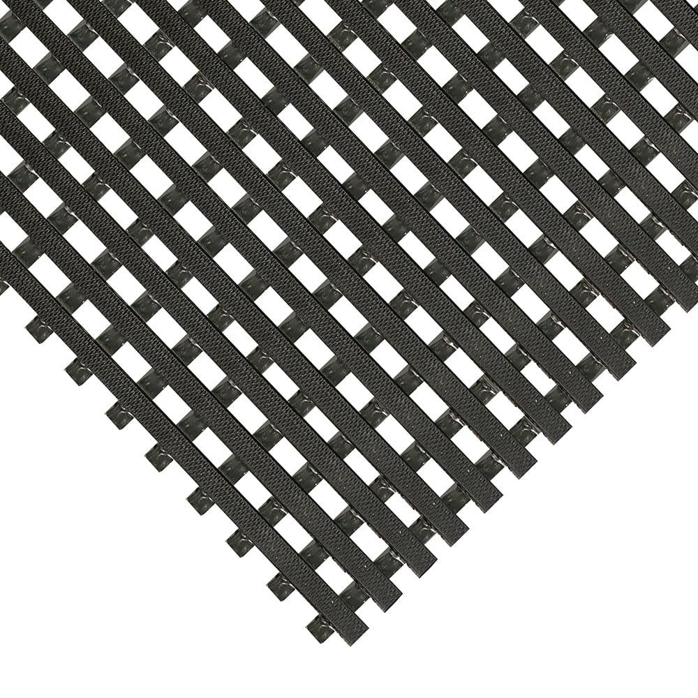Deckstep Workplace Matting Style Black