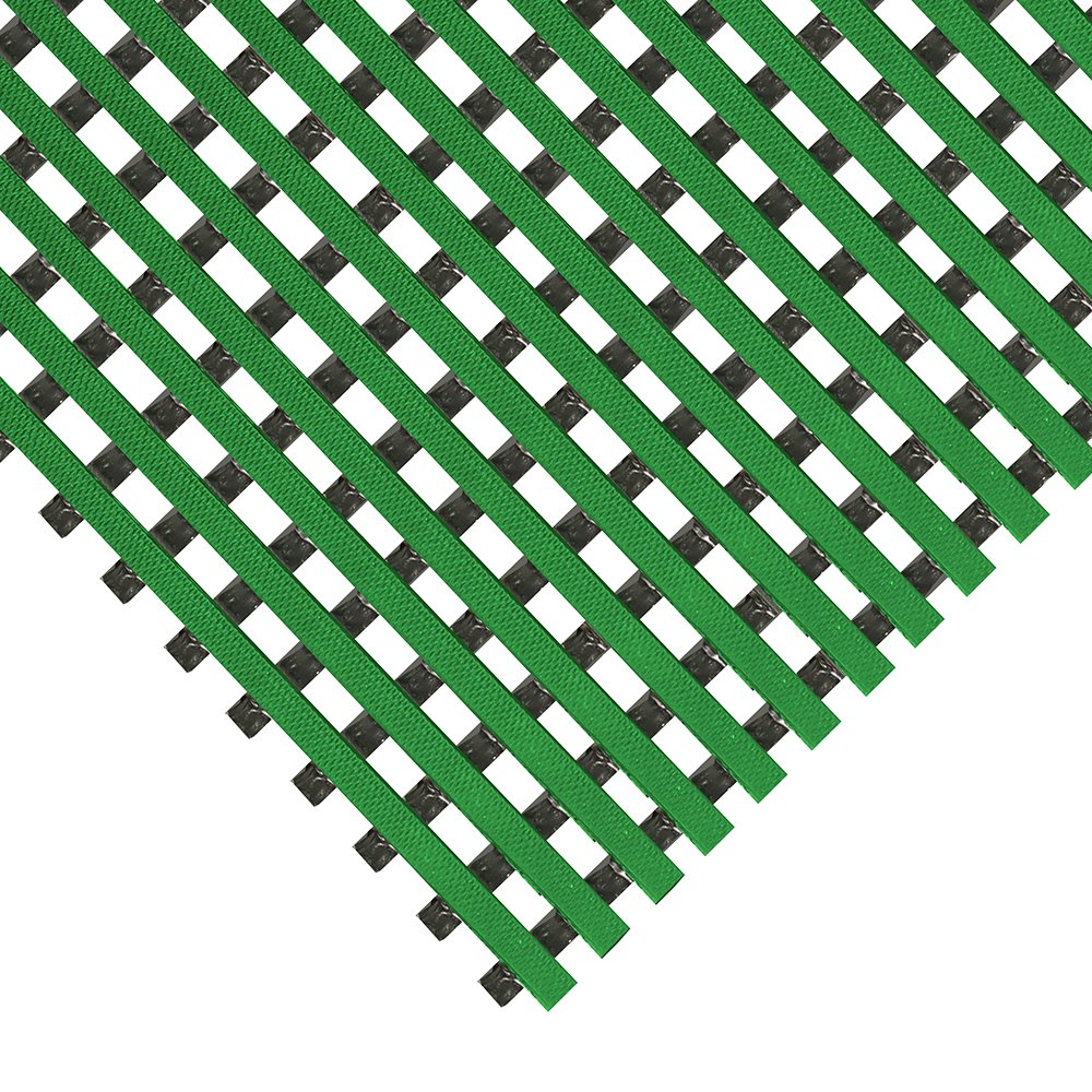 Deckstep Workplace Matting Style Green