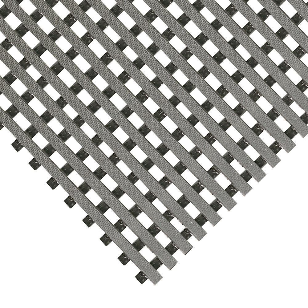 Deckstep Workplace Matting Style Grey