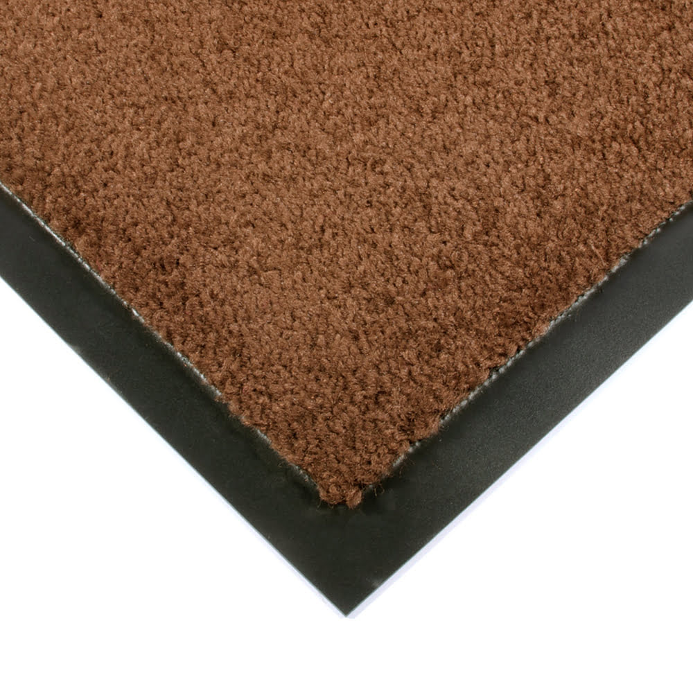 Entra Plush Entrance Mats Style Brown