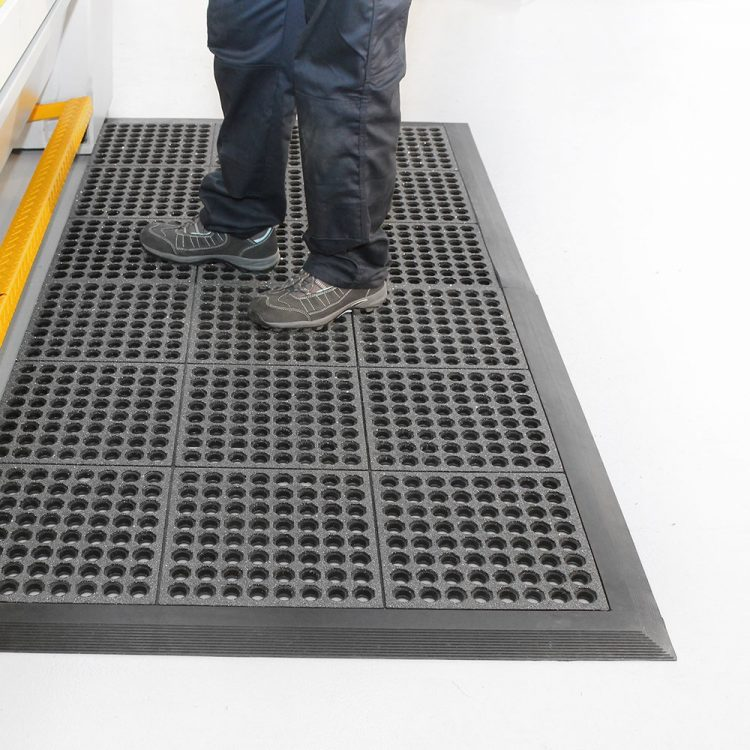 Fatigue Step Grit Top Workplace Matting
