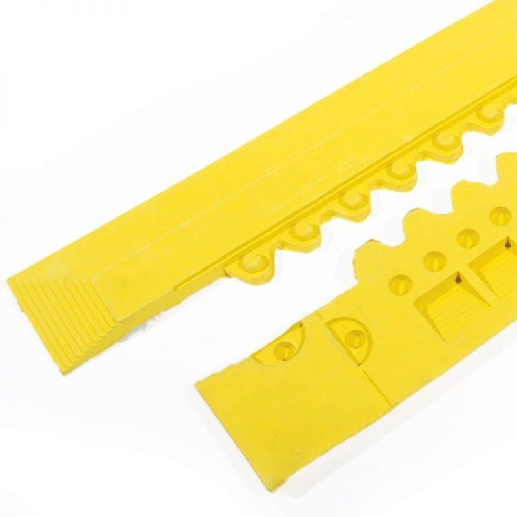 Fatigue Step Leisure Mat Edging Yellow