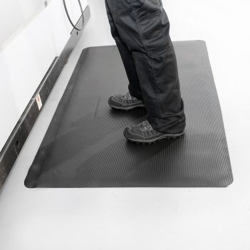 Fluted Anti Fatigue Workplace Matting