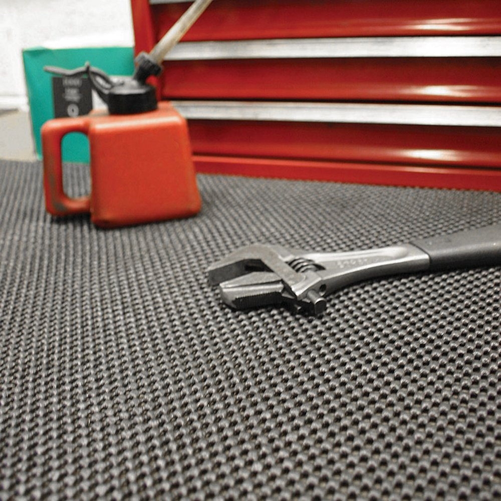 Grip Safe Vinyl Workplace Matting