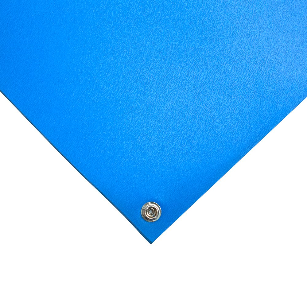 Hr Matting Esd Mats And Equipment Style Blue