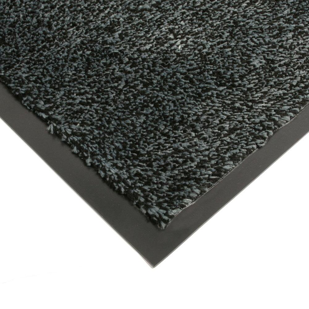 Microfibre Doormat Entrance Mat Style Black