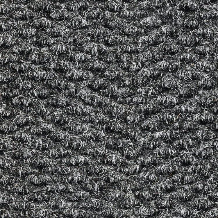 Needlepunch Entrance Matting Style Grey