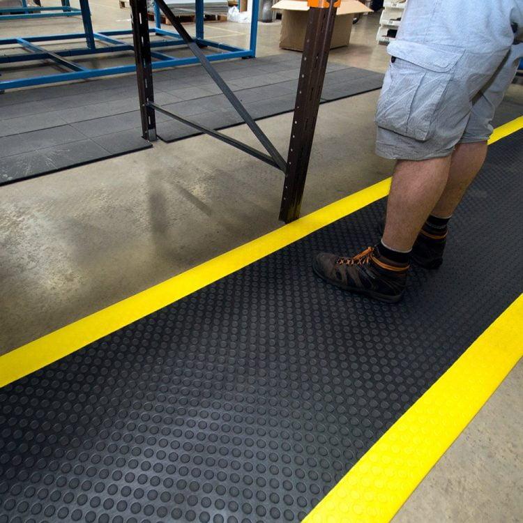 Orthomat Dot Workplace Matting Safety Roll