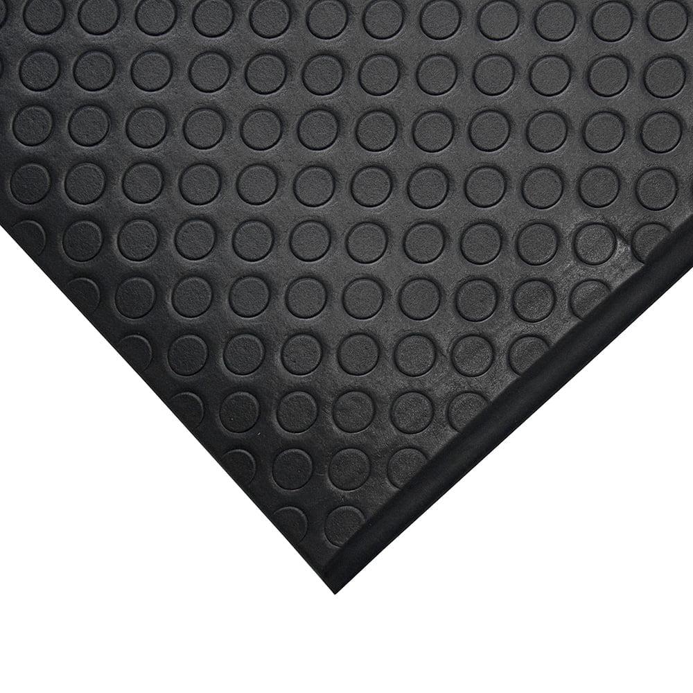 Orthomat Dot Workplace Matting Style Black