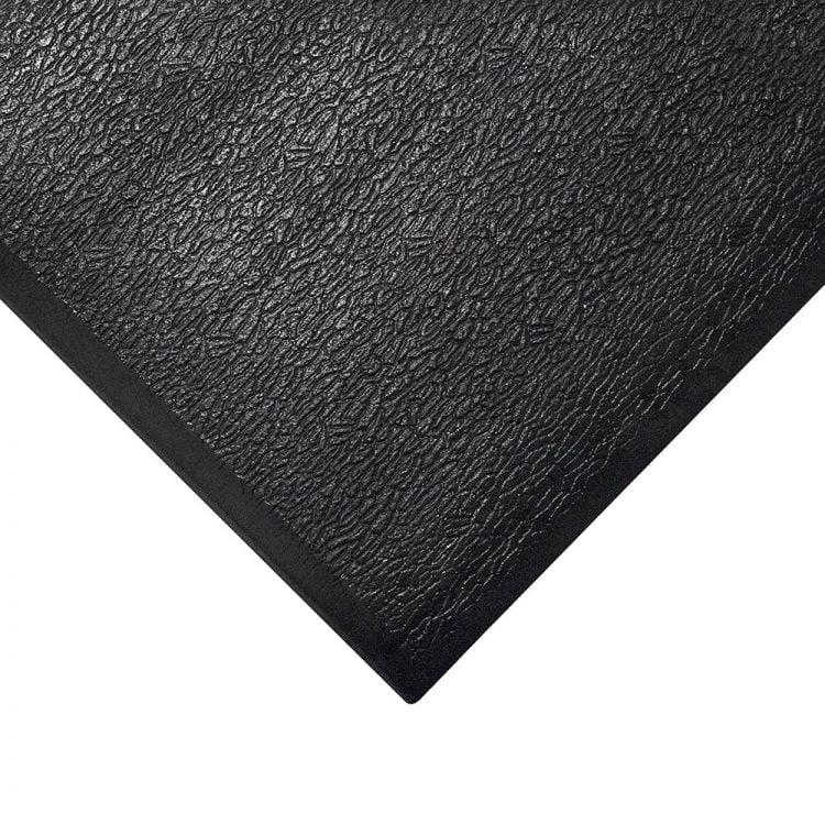 Orthomat Premium Workplace Matting Style Black
