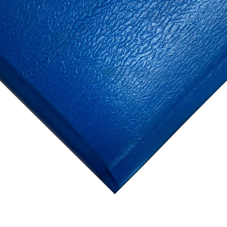 Orthomat Premium Workplace Matting Style Blue