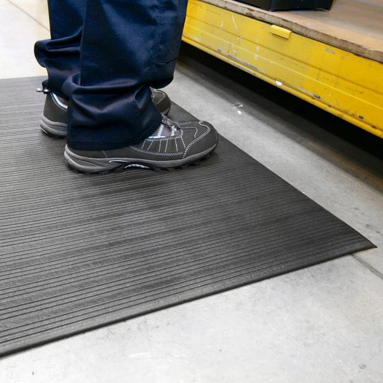 Orthomat Ribbed Workplace Matting