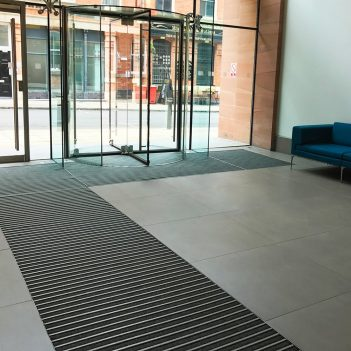 Pathmaster Alu Entrance Matting