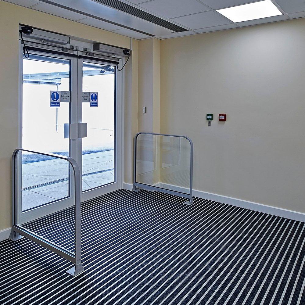 Plan E Entrance Matting
