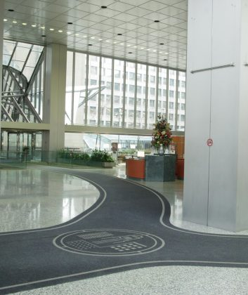 Precision Loop Entrance Matting