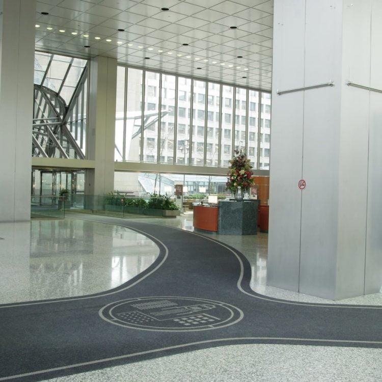 Precision Loop Entrance Matting