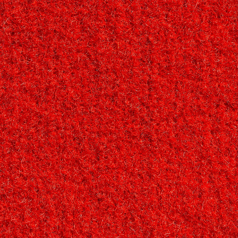 Precision Loop Entrance Matting Style Red