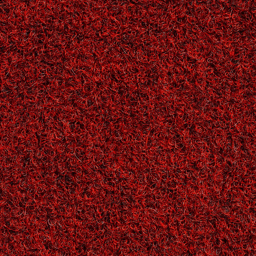 Precision Loop Entrance Matting Style Wine Red