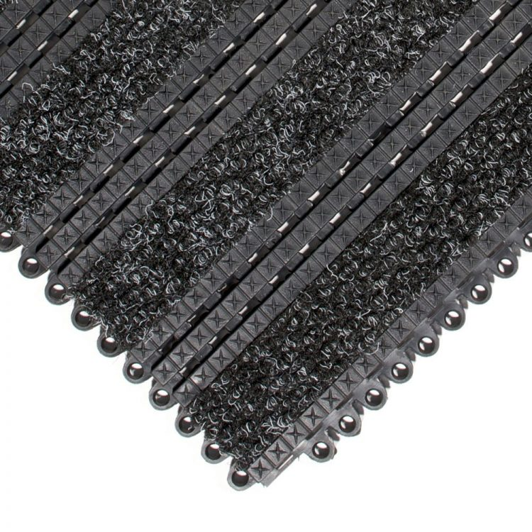 Premier Plus Entrance Matting Style Needlepunch Charcoal