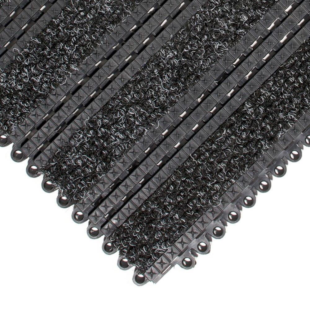 Premier Plus Entrance Matting Style Needlepunch Charcoal