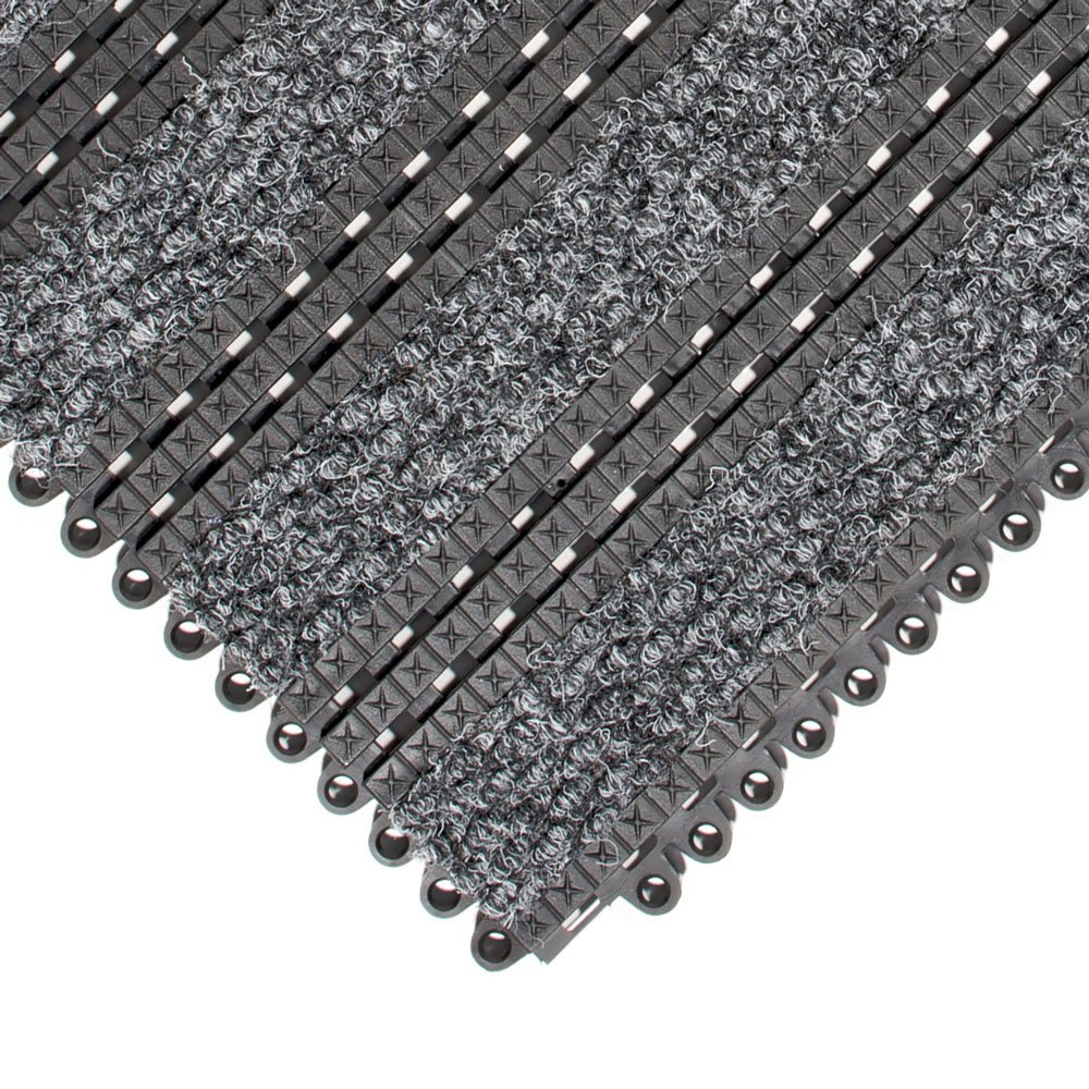 Premier Plus Entrance Matting Style Needlepunch Grey