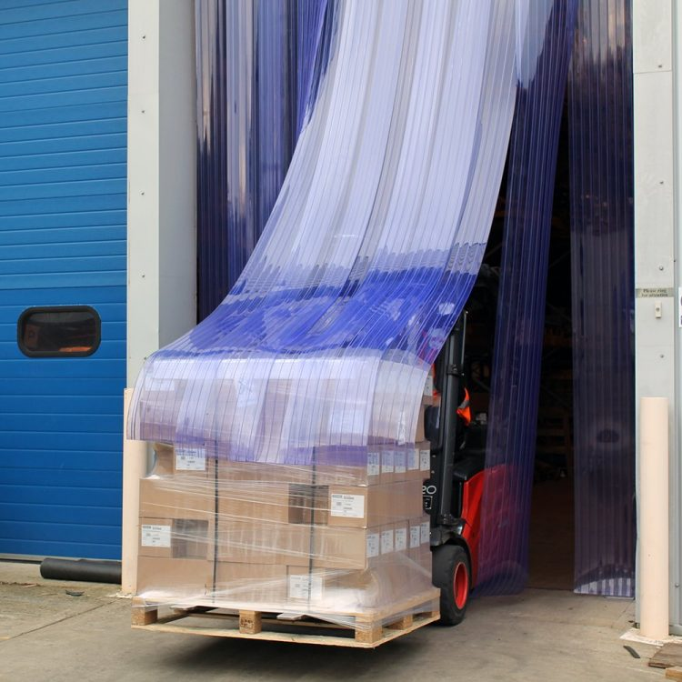 Pvc Buffer Strip Curtains