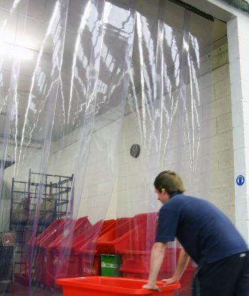 Pvc Clear Strip Curtains