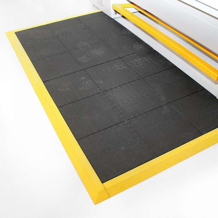 Solid Fatigue Step Workplace Matting