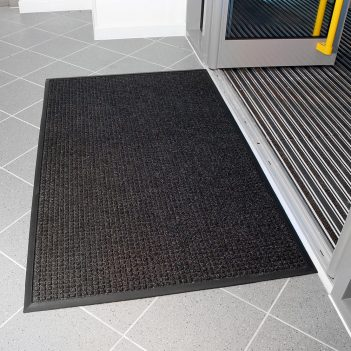 Superdry Entrance Mat Black