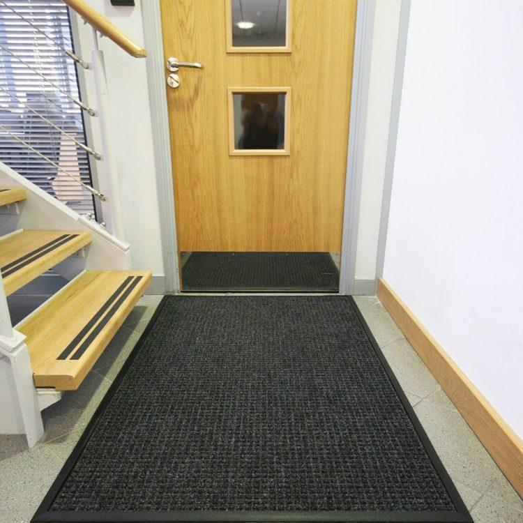 Superdry Entrance Mat Black