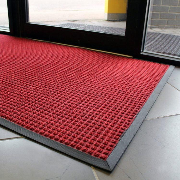 Superdry Entrance Mat Red