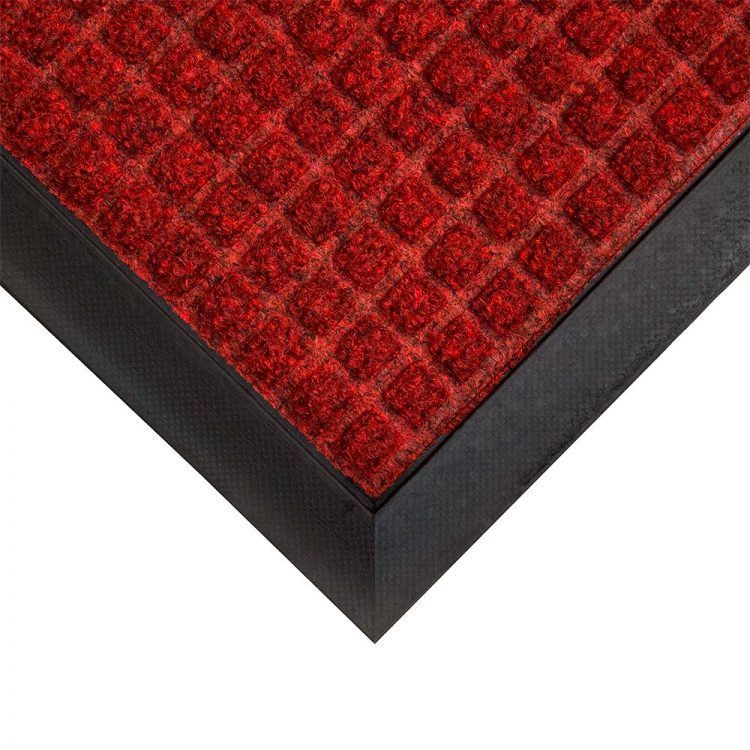 Superdry Entrance Mat Style Red