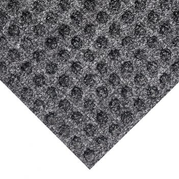Superdry Heavy Traffic Entrance Mat Charcoal
