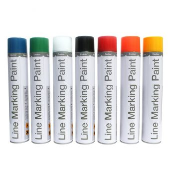 Temporary Line Marking Paint Collection Floor Level Accessories