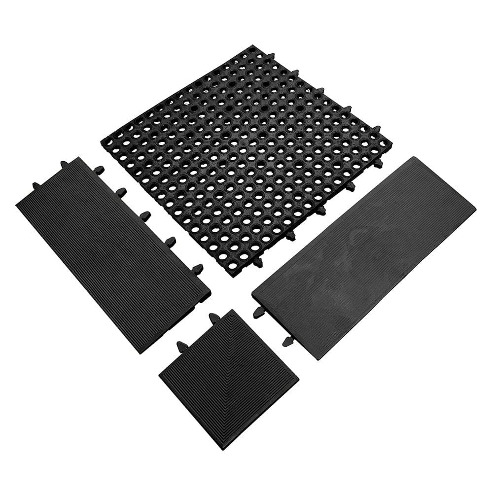 Tough Deck Leisure Mat Style Tile Edging