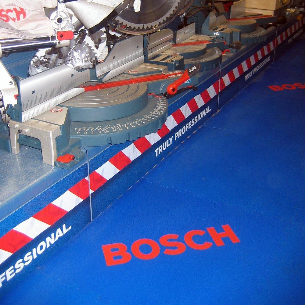 Tough Lock Textured Floor Coverings Branded